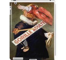 Renaissance Laughter. iPad Case/Skin