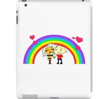 The IT Crowd – Friendface – Love and Companionship and Everything's Fine! iPad Case/Skin