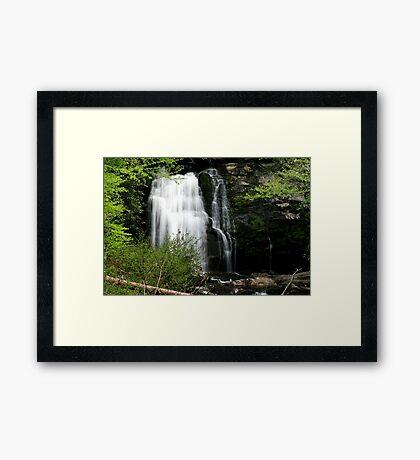 Meigs Falls Framed Print