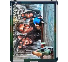 Public Art , graffiti  iPad Case/Skin
