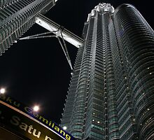 Towers by gahuja