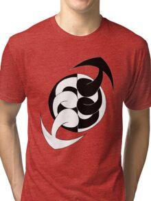 Arrows 02 - Ying & Yang Tri-blend T-Shirt