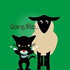 Grow up, Whim by BATKEI