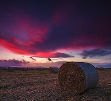 Norwell Sunset by McguiganVisuals