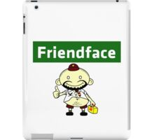 The IT Crowd – Friendface – Catch Up with Old Friends iPad Case/Skin