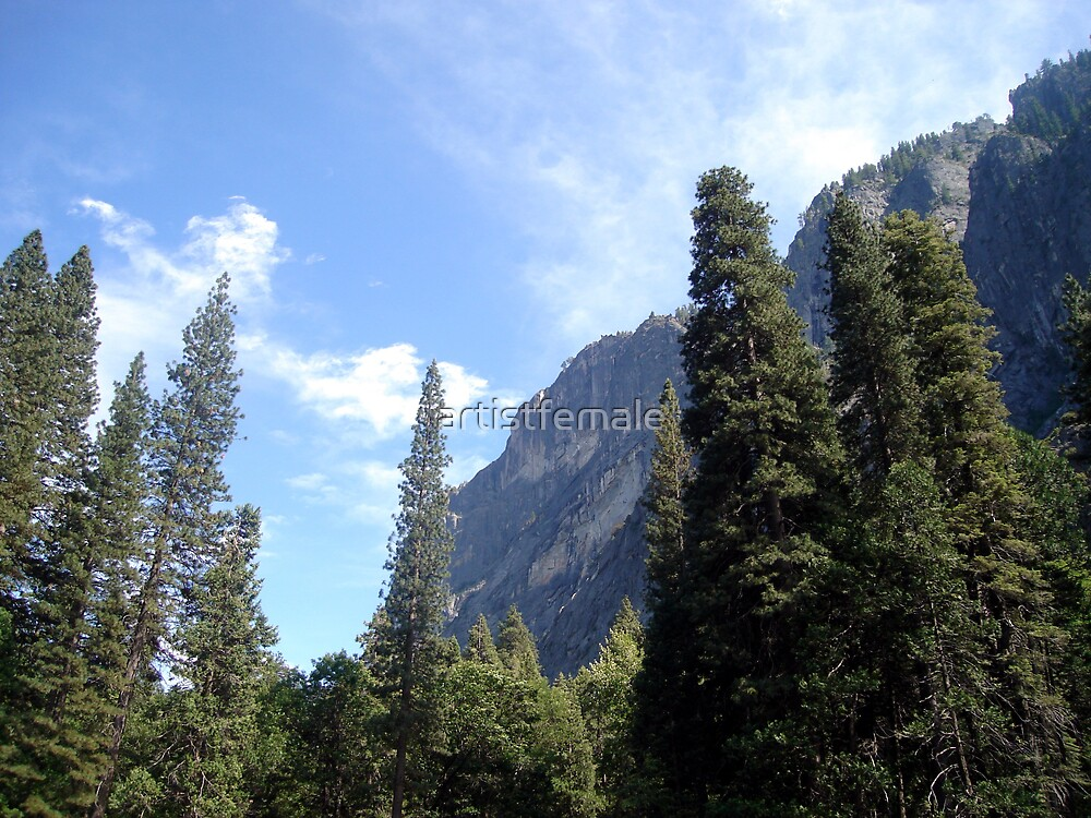 Yosemite is Wonder by artistfemale