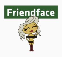 The IT Crowd – Friendface – Maybe Find That Special Someone by PonchTheOwl