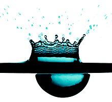 Water Crown by Marcel Lee