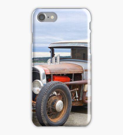 1930 Ford 'Salty Talk'n' Pickup iPhone Case/Skin