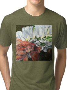 Wedding Bouquet Tri-blend T-Shirt