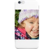 Happiness rules ok! iPhone Case/Skin