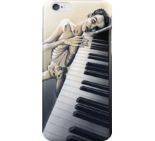Piano Man iPhone Case/Skin