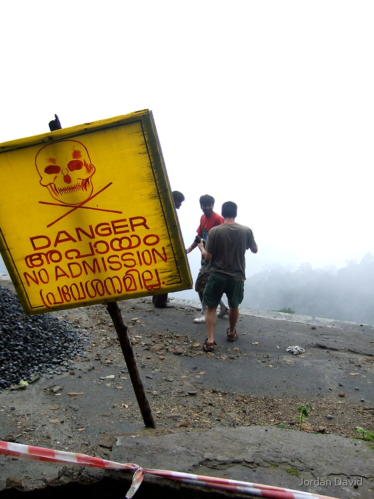 danger by Jordan David