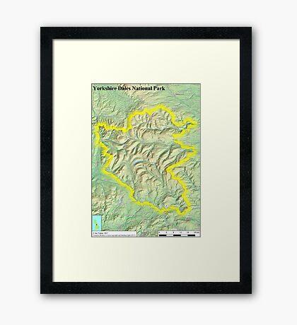 Yorkshire Dales National Park Framed Print