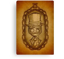 The Dapper Robot Canvas Print