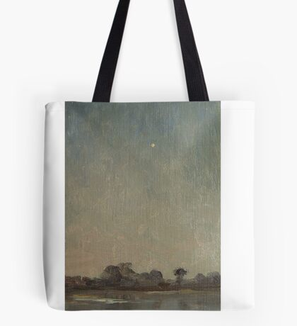 Matthew Ridley Corbet, ARA  Moon and Evening Star Tote Bag