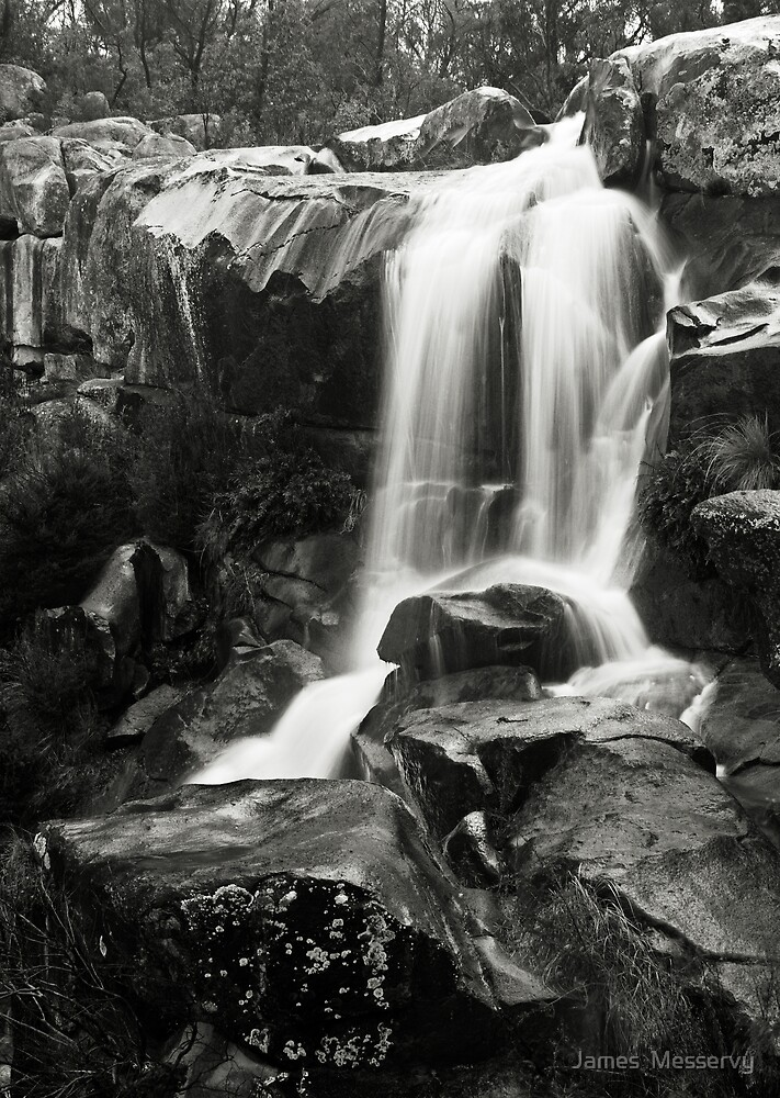 Gibraltar Falls by James  Messervy