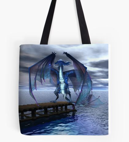 Guess Who Came for Dinner? Tote Bag