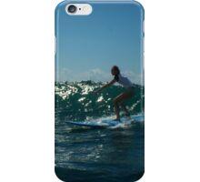 Hang 10 in Hawaii iPhone Case/Skin