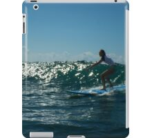 Hang 10 in Hawaii iPad Case/Skin