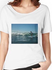 Hang 10 in Hawaii Women's Relaxed Fit T-Shirt