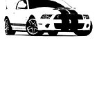 2014 Ford Shelby GT500  by garts
