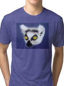 A Lemur Tri-blend T-Shirt