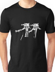 Dalek Fiction  Unisex T-Shirt
