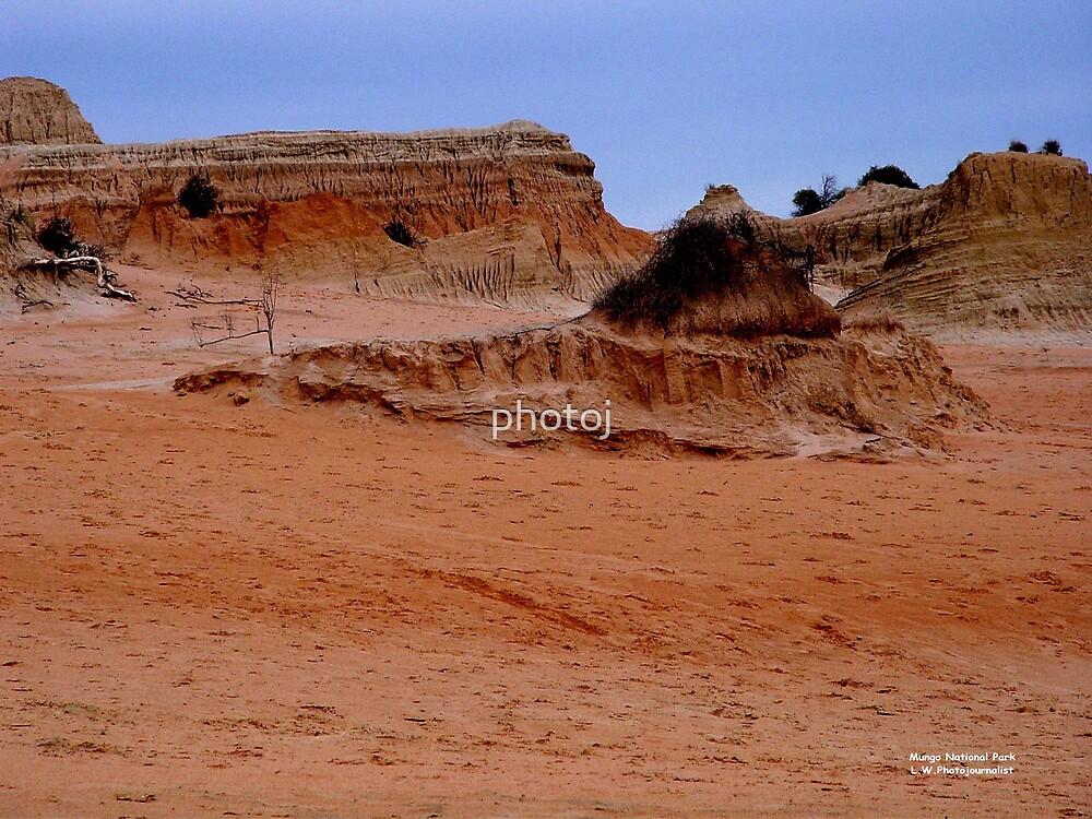 N.S.W Mungo National Park by photoj