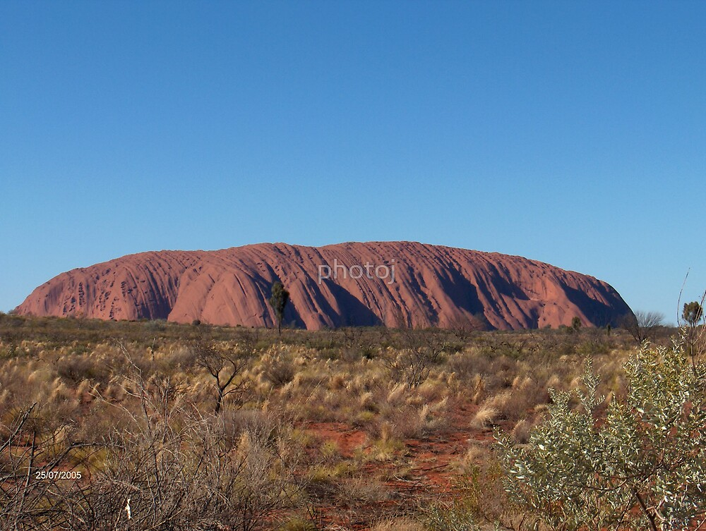 N. T. Australia's  'Red Rock' by photoj