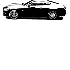 2015 Ford Mustang  by garts