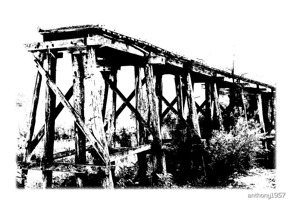 High Key Bridge by anthony1957