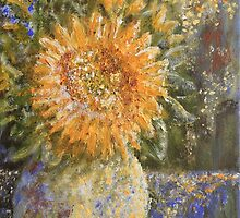 The Sunflower by Kathie Nichols
