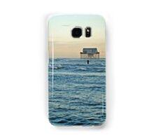 Location, Location, Location!  Stick House on The Ocean Samsung Galaxy Case/Skin
