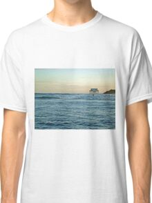 Location, Location, Location!  Stick House on The Ocean Classic T-Shirt