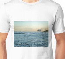 Location, Location, Location!  Stick House on The Ocean Unisex T-Shirt