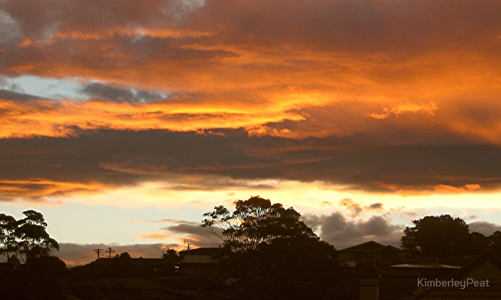 Fire In The Sky by KimberleyPeat