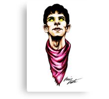 Merlin Magic Color Canvas Print
