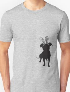 I wanna be a bunny Unisex T-Shirt