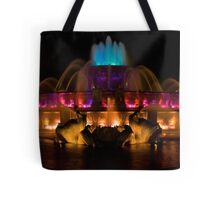 Fountain of Inspiration Tote Bag