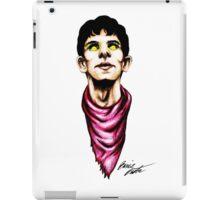 Merlin Magic Color iPad Case/Skin