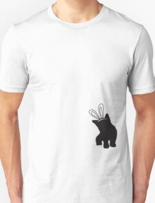Can I be a bunny too? Unisex T-Shirt