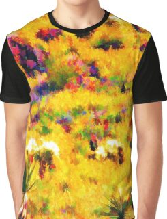 Spring Wildflowers  Graphic T-Shirt