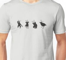 Join the bunny theory revolution T-Shirt