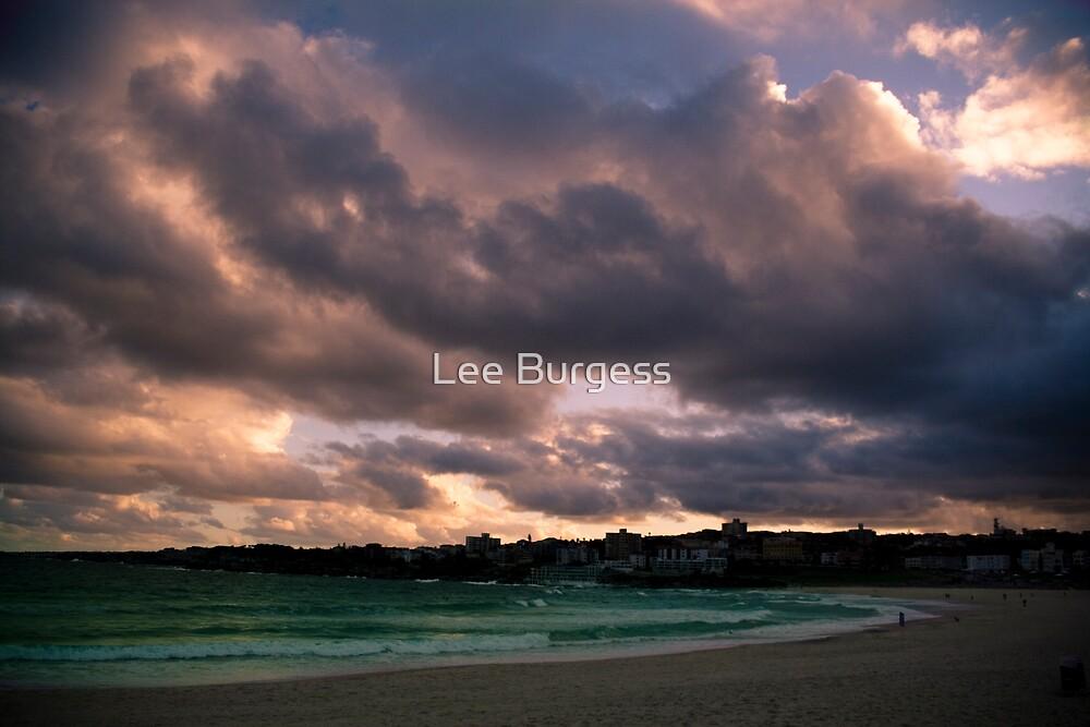 Slightly Dramatic... by Lee Burgess