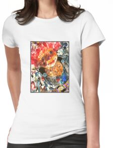 The Doll Womens Fitted T-Shirt