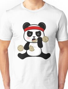 Workout panda Unisex T-Shirt