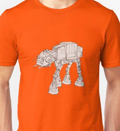 AT-AT Walker Unisex T-Shirt