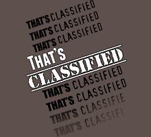 """That's Classified"" - Eugene Porter Unisex T-Shirt"
