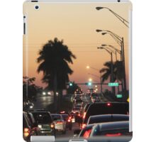 Rush Hour iPad Case/Skin